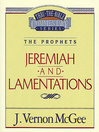 Thru the Bible Volume, 24 (eBook): The Prophets (Jeremiah / Lamentations)